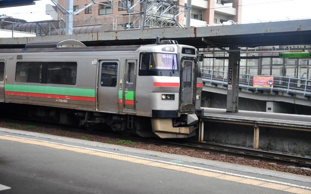 強面の電車